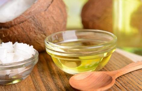 cách chữa nấm phụ khoa bằng dầu dừa