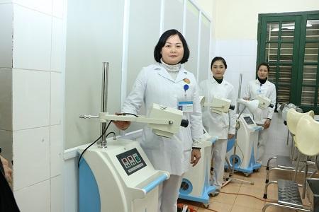 phương pháp điều trị bệnh khoa học tại phòng khám 36 ngô quyền