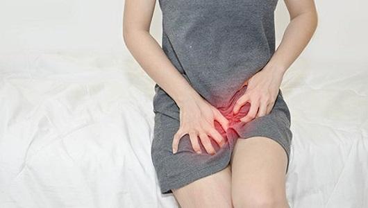 phá thai xong bị ngứa
