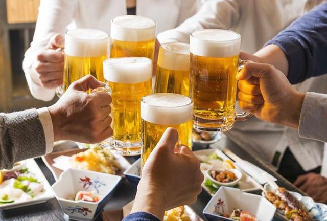 sau khi phá thai có được uống bia không