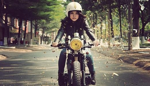 Sau khi phá thai có nên đi xe máy